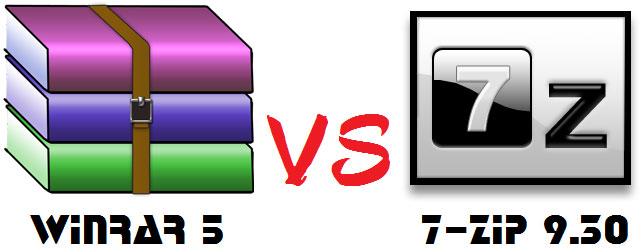Архиватор WinRAR или 7ZIP — что лучше?