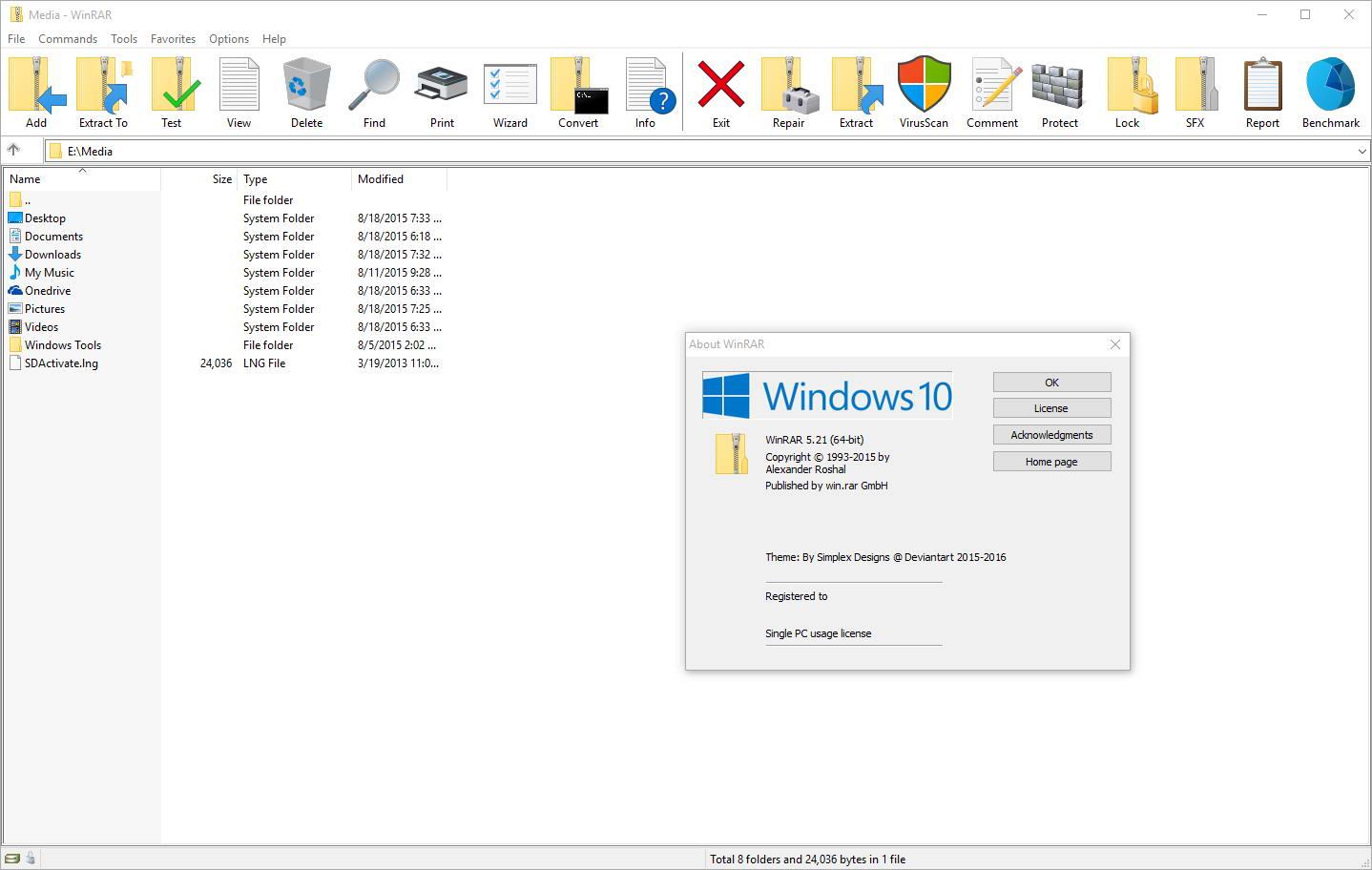 Winrar 64 bit download for windows 7/10.